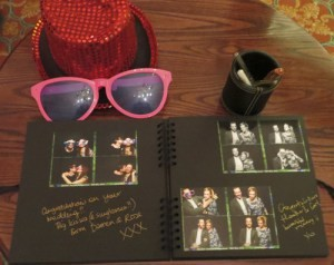 Funbooth Photo Booth Guest Book